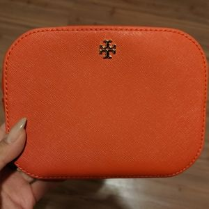 Tory Burch orange handbag